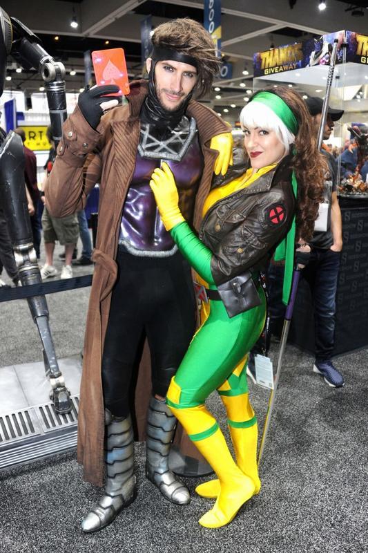 Comic-Con 2017: The BestCosplayers
