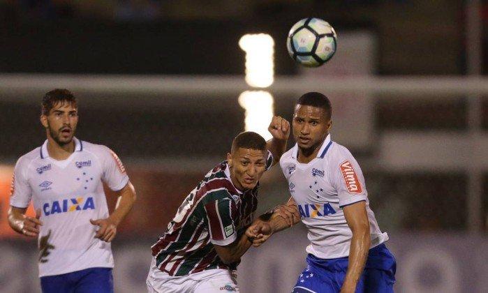 Fluminense fica no empate com o Cruzeiro em Édson Passos. https://t.co/qHJPScsKx3