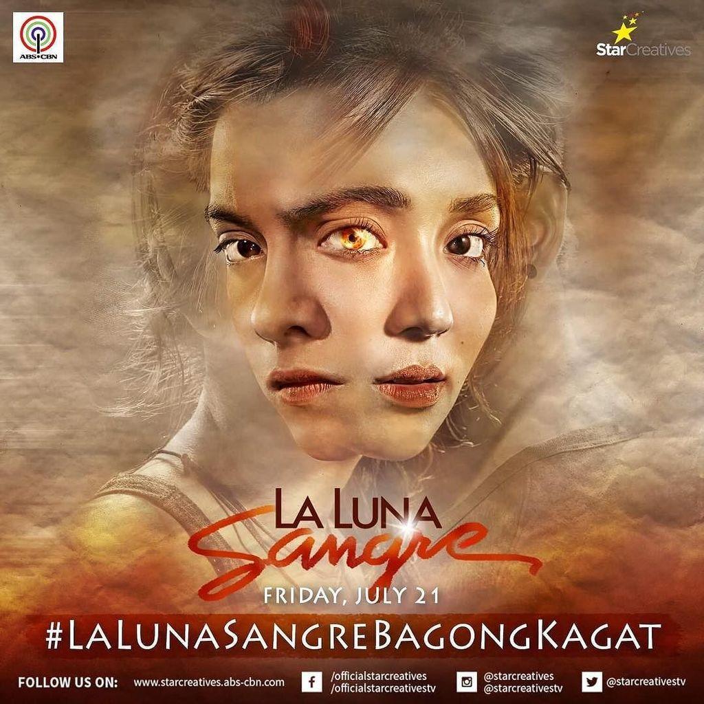 Good morning!  Today\'s hashtag:   #LaLunaSangreBagongKagat