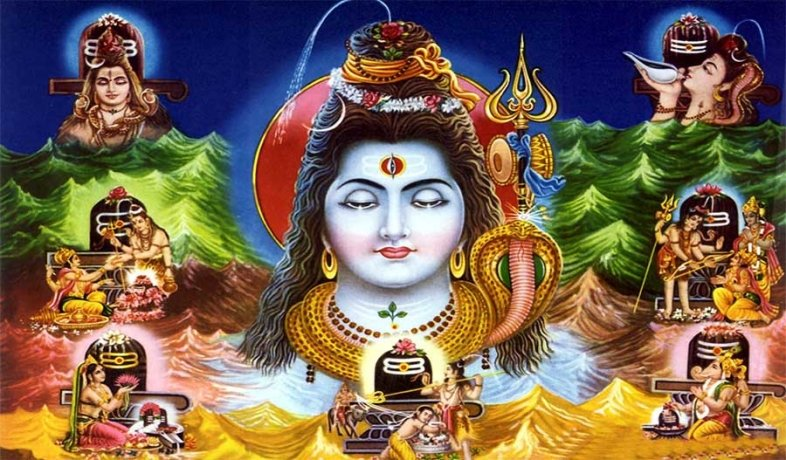 In #sawan the most important day is today and it&#39;s known as #mahashivratri  In this day a very much people are pray to god #Shankar enjoy it <br>http://pic.twitter.com/oDn5XDCLDl