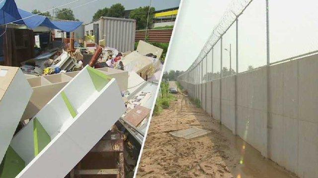 미군 벽 만든 뒤 '물난리' 논란…시름 잠긴 평택 주민들. 수백미터 되는 콘크리트벽에 배수로는 달랑 하나. 배수로를 늘리라고 요구했었지만… #밀착카메라 https://t.co/YZKD6706zF