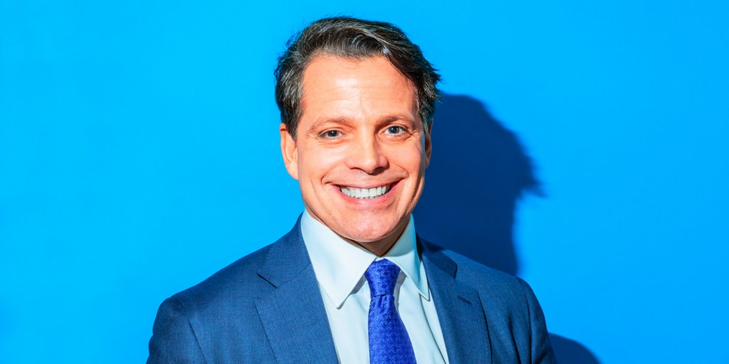 Trump to name former Goldman exec Anthony Scaramucci as White House communications director https://t.co/87ttZr5TXm