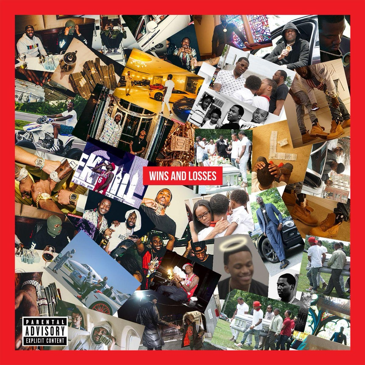 Listen to Meek Mill's new album 'Wins & Losses.' https://t.co/PhgYLGoquQ