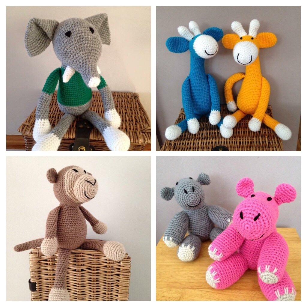 Cute softies make great #gifts from  http:// crwd.fr/2u8Iy2C  &nbsp;   #FlockBN #eshopsuk #uksopro #giftideas #TWDA #handmade #birthday #babyshower <br>http://pic.twitter.com/BH8vQXsetd