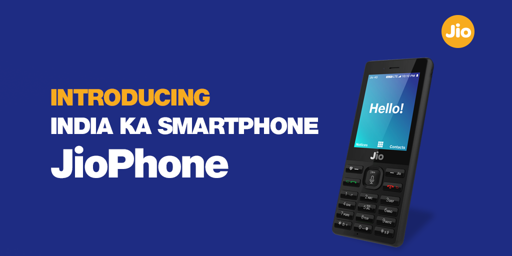 JioPhone:features,specs and how to book it