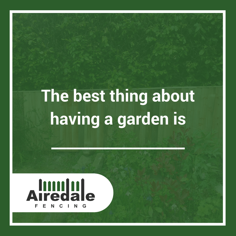 What&#39;s your favourite thing about having your own outdoor space? Tweet us! #TheTradesHub #Garden<br>http://pic.twitter.com/5T9G6sUjqH