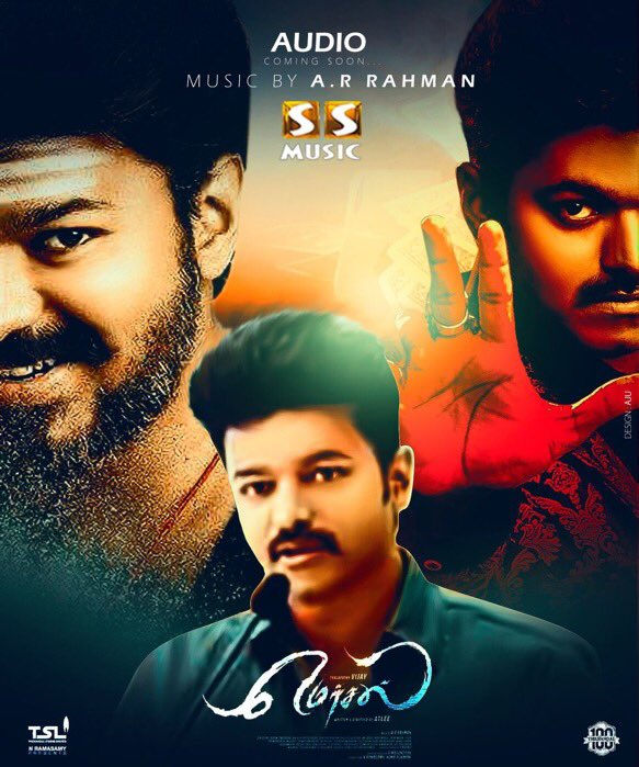 #Today&#39;s update about #Thalapathy film : #MersalUpdateAt6PM ! #Sura at #7PM in @KTVTAMIL ! @actorvijay @tamannaahspeaks !<br>http://pic.twitter.com/TYI3tfnEfj