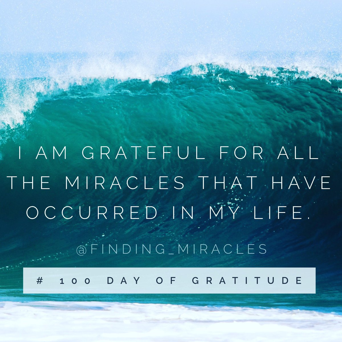 I am grateful for the miracles that have occurred in my life. #InspirationalQuotes #MotivationalQuotes #friday #fridayfeeling #Affirmation<br>http://pic.twitter.com/yWoK9mxBzo