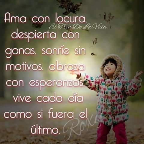 #buenosdias Ama.... Despierta... Sonrie....