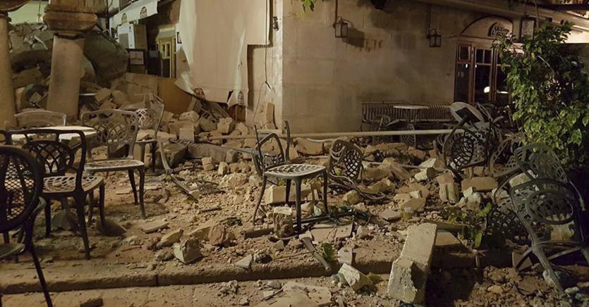 Terremoto 6,7 nell'Egeo, due morti a Kos. Più di cento feriti https://t.co/tvgFaWRXOa