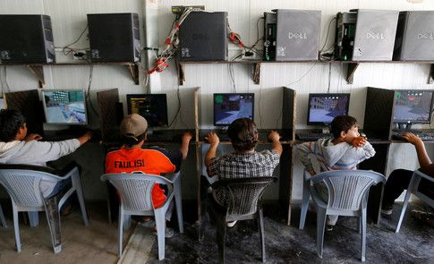 Syria's refugee children are learning crucial skills by playing games online https://t.co/MgOoCoOuzq #E32017
