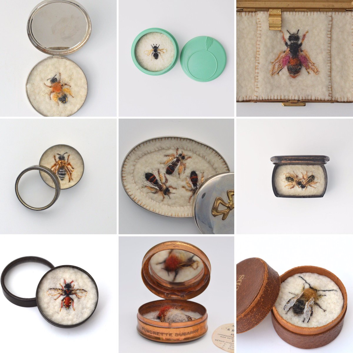 LAST 2 DAYS to see #fiftybees and their 50 companion pieces: 50 #art #music &amp; #poetry responses to #bee diversity &amp; #ecology DON&#39;T MISS IT!! <br>http://pic.twitter.com/g2PozvrOeg