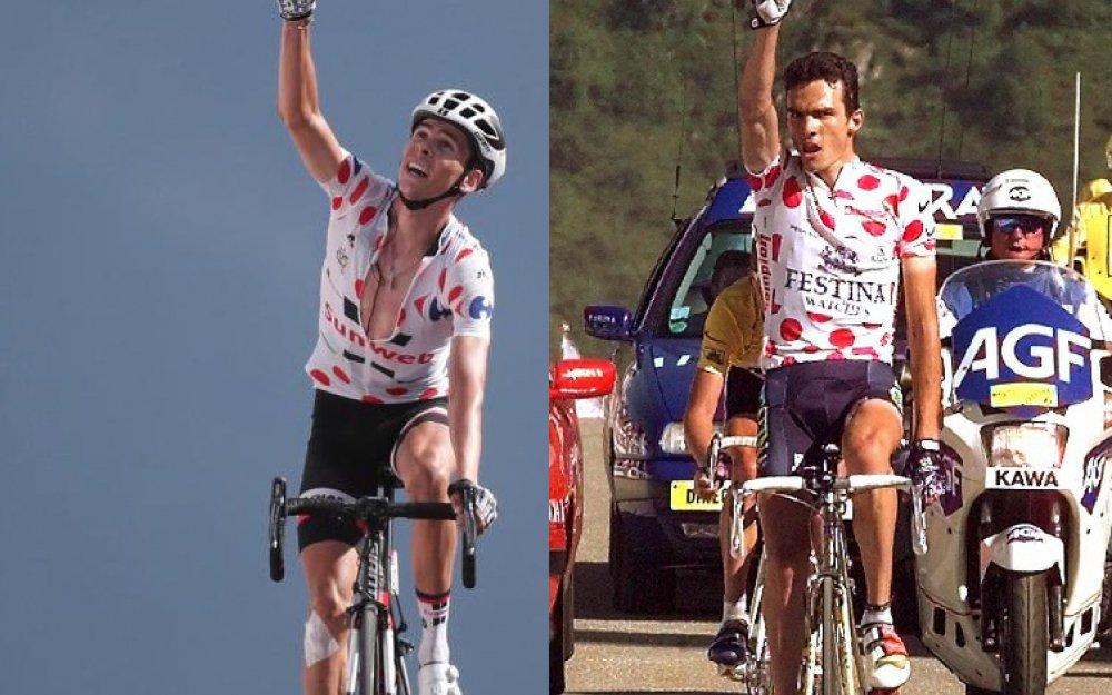 Tour de France. Virenque : 'Je me voyais à la place de Barguil.' https://t.co/oEYo7JhRx2