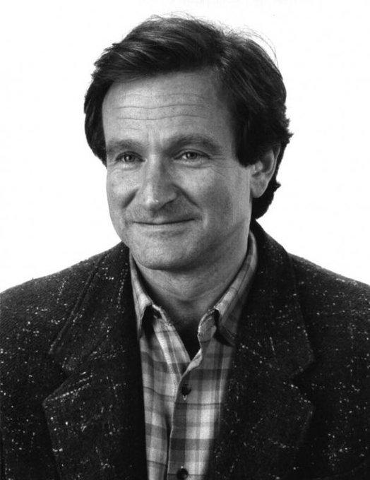 Happy Birthday Robin Williams!