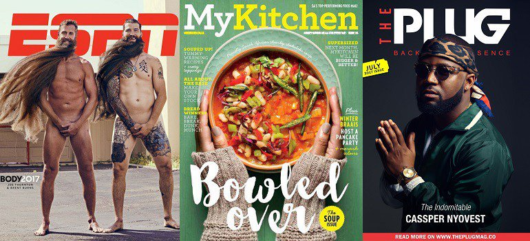MagLove: The best magazine covers this week  https://t.co/pDh01R6Xem https://t.co/5jemhfnIiN