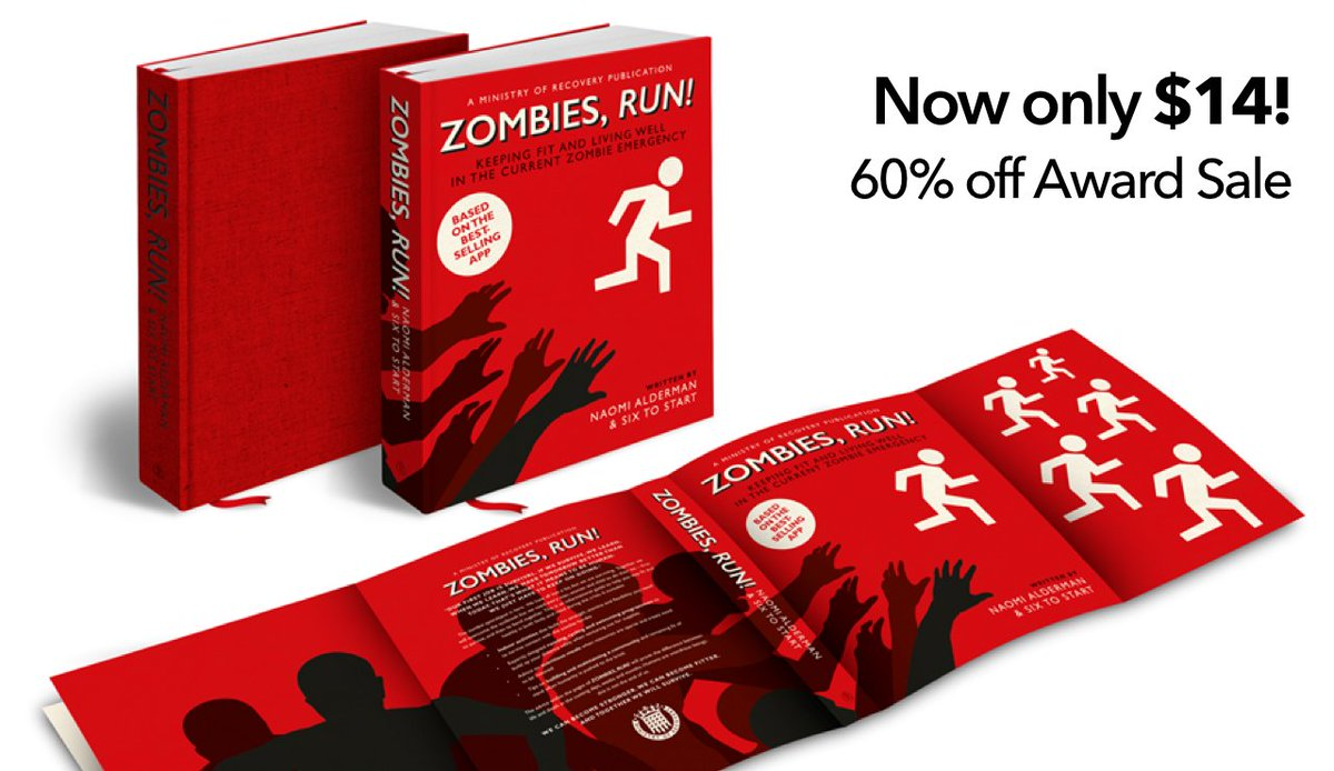 Get Zombie Survival And Fitness Advice From Just $14!