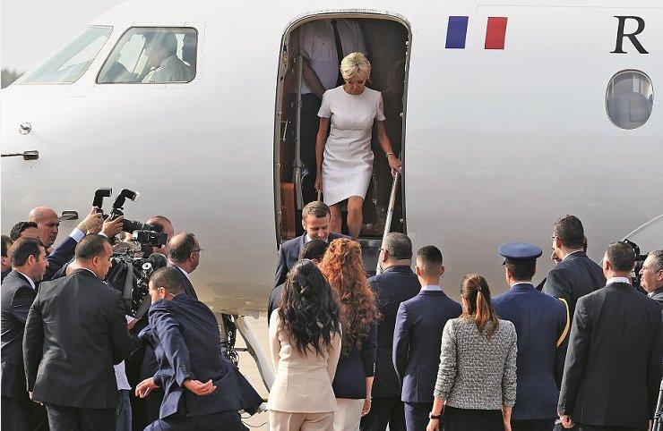 [EN COUVERTURE] Brigitte Macron, la vice-présidente >> https://t.co/ULNQyeFpyt
