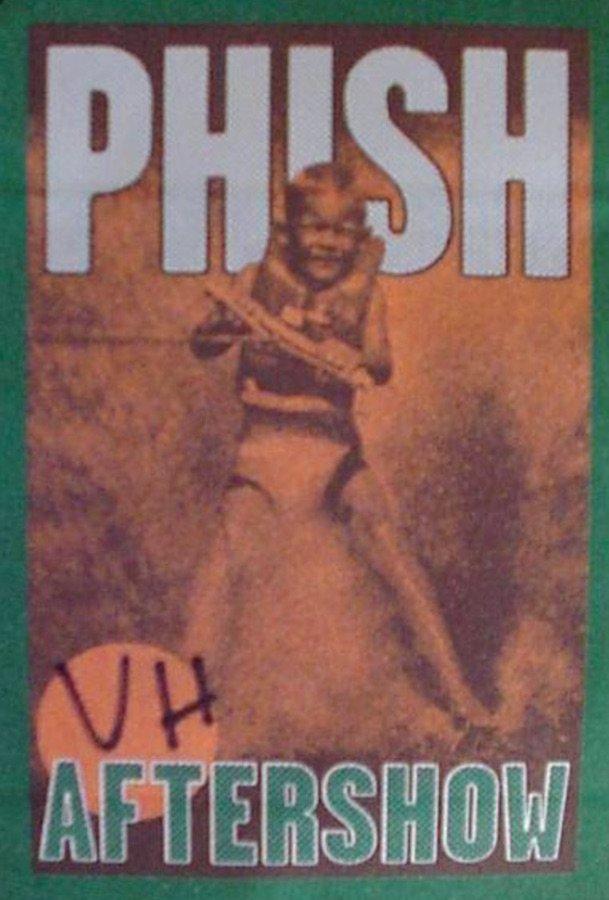 20yrs since #phish 1997 summer U.S. tour began - 7/21/97 at virginia beach amphitheater #20yearslater https://t.co/D4xHqvQaW9