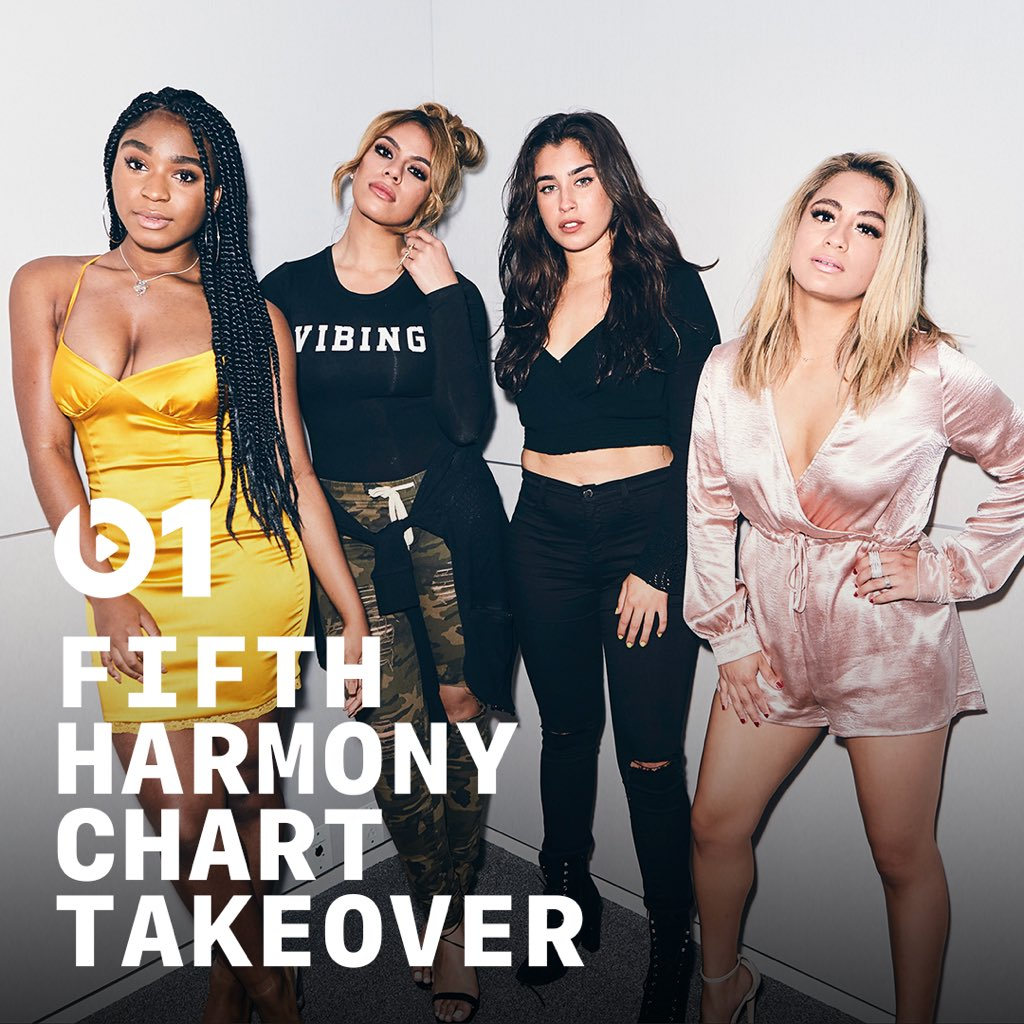 If you missed us last night, our takeover is airing again on @Beats1 NOW! 😘😘   #5HBeats1