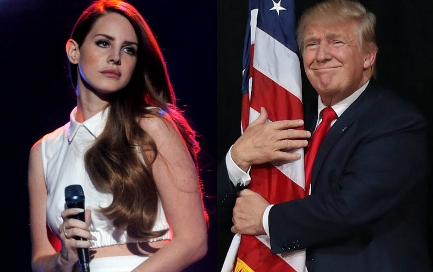 Lana Del Rey confirms attempt to use witchcraft against Donald Trump https://t.co/oYwZNJ17rI