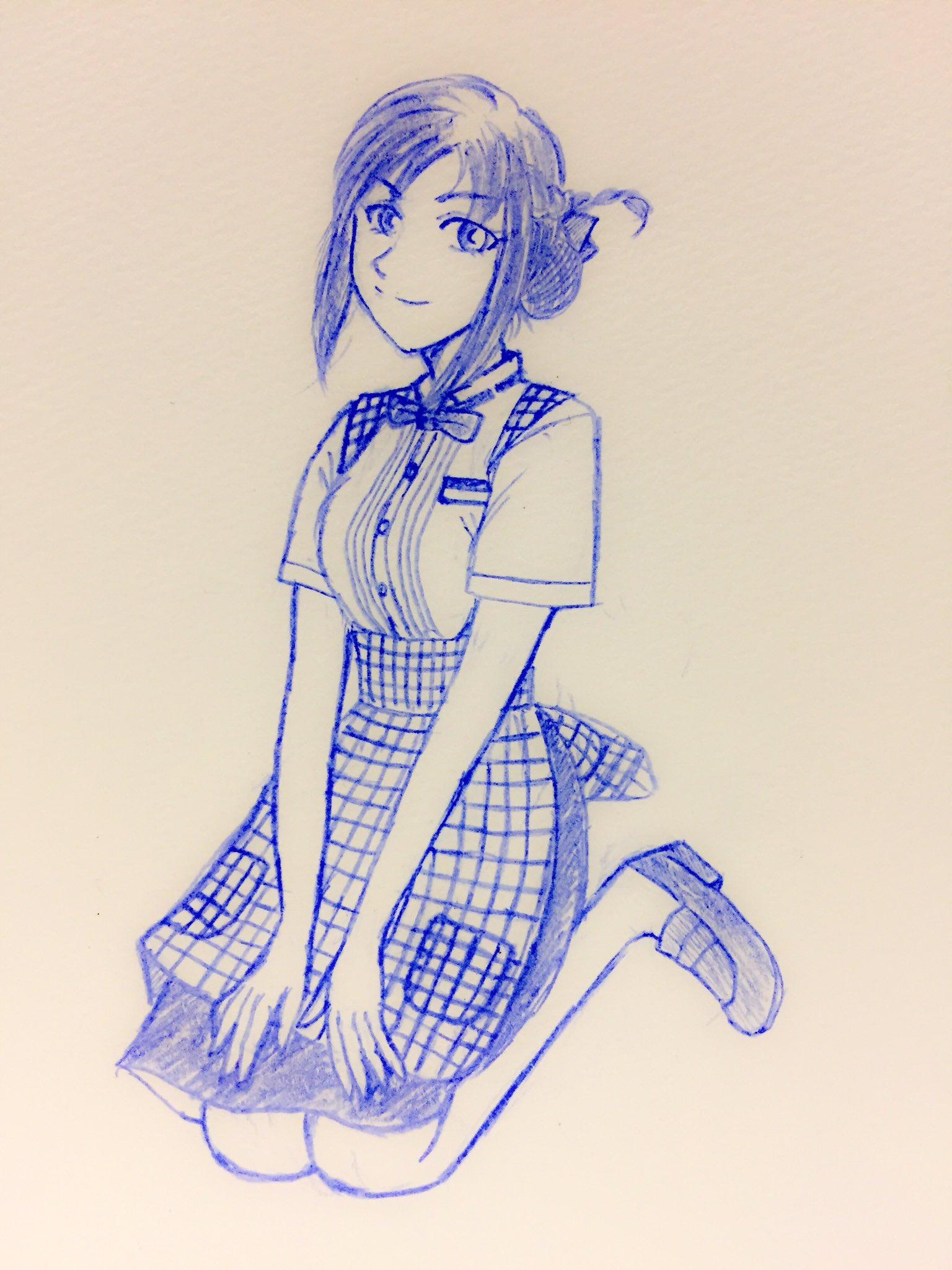 しんぽん(SHIN-PON)晋凡堂 (@SHIN_YANAI)さんのイラスト