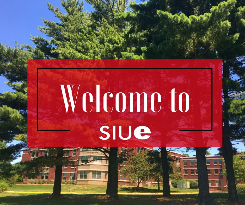 Today is #Transfer Visit day! Welcome to #SIUE campus! We are happy to have you.<br>http://pic.twitter.com/KyuUIPcBky