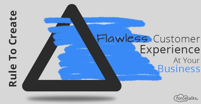 #Salesforce Rule To Create A Flawless Customer Experience At Your Business #sfdc #businesstips  https://www. forcetalks.com/blog/rule-to-c reate-a-flawless-customer-experience-at-your-business/ &nbsp; … <br>http://pic.twitter.com/nr77ZuIXO0