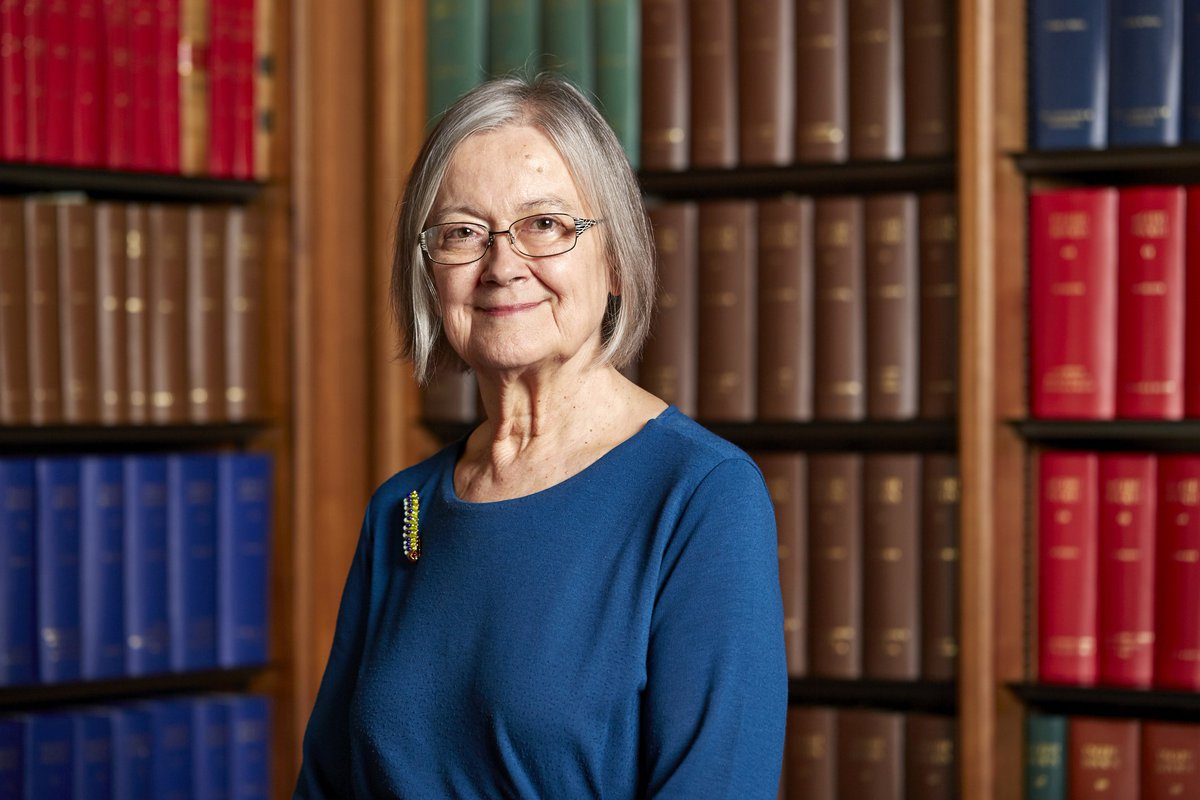 Lady Hale appointed next President of the UK Supreme Court, alongside three new Justices https://t.co/1ZaO1hSsHJ https://t.co/vySNThAy69