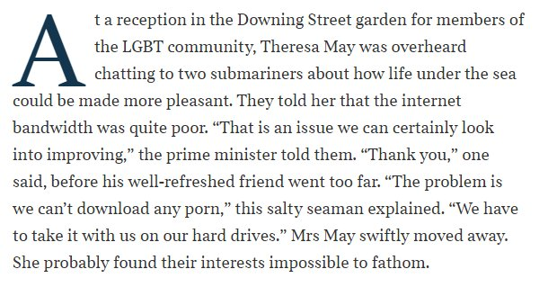 Salty seamen explain their porn problems to the prime minister. In today's @TimesDiary https://t.co/IaEk6C2fdU https://t.co/FwtTH1l7I0