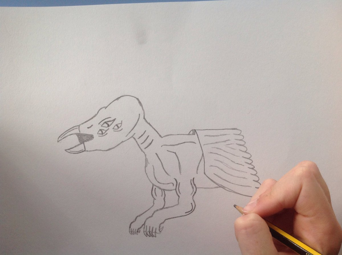 test Twitter Media - We've been thinking about evolution and created our own hybrid animals that may have all they need to be ever-lasting #gorseyscience https://t.co/Jab5S3KFCq