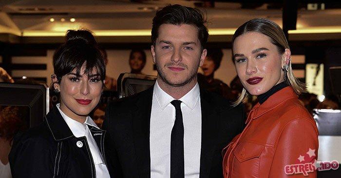 Klebber Toledo, Fernanda Paes Leme e Fiorella Mattheis brilham em evento de beleza em São Paulo, veja as fotos! https://t.co/58q0GbWvIP