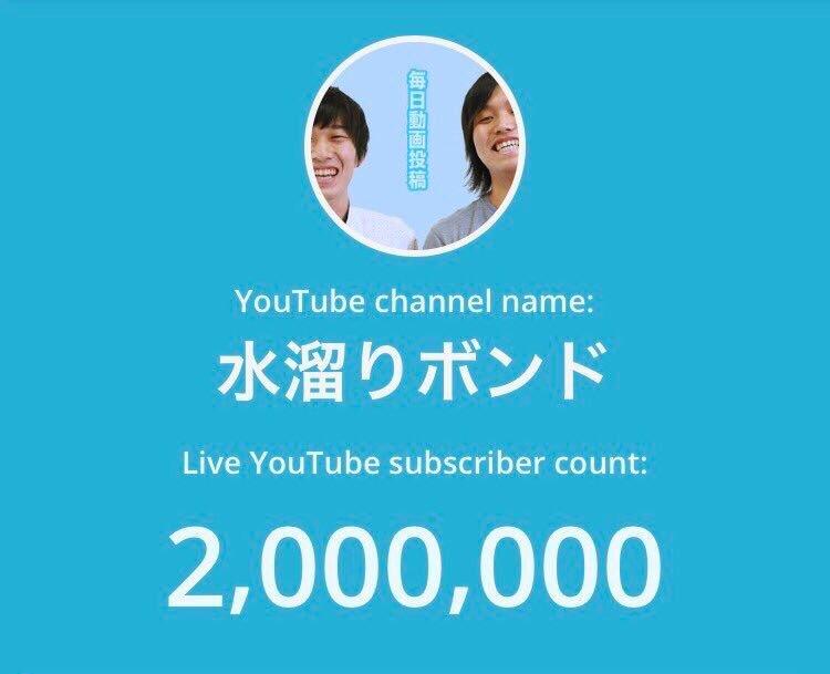 【祝】 200万人突破しました。 実感湧きません。その分皆さんの力で補われた数字です。  よく将来ど…