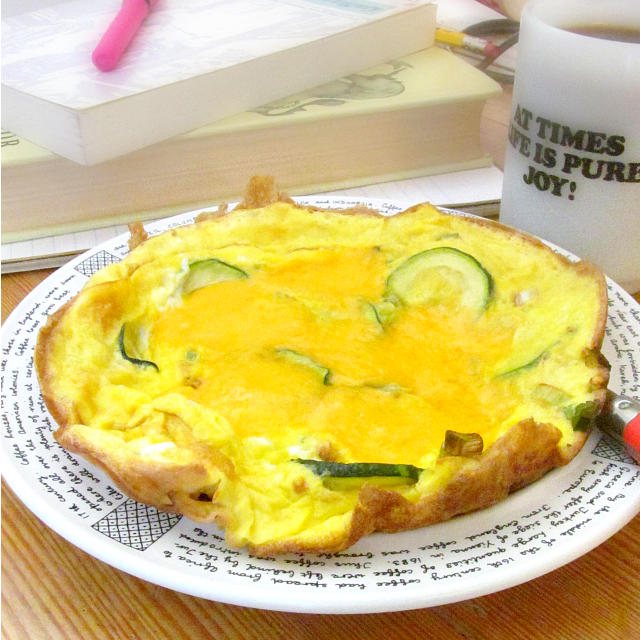 I used to make this Fast and #Easy Frittata in a dorm, when I first learned to cook!  http:// buff.ly/2bvdX3n  &nbsp;   <br>http://pic.twitter.com/E6BgJCPplb