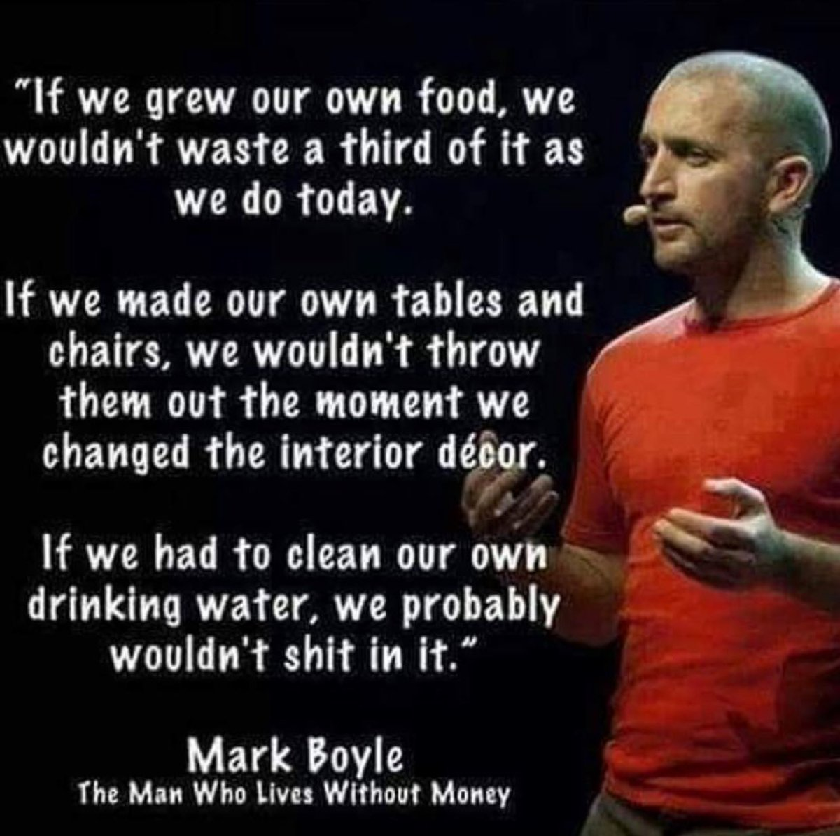 Image result for if we had to clean our own drinking water