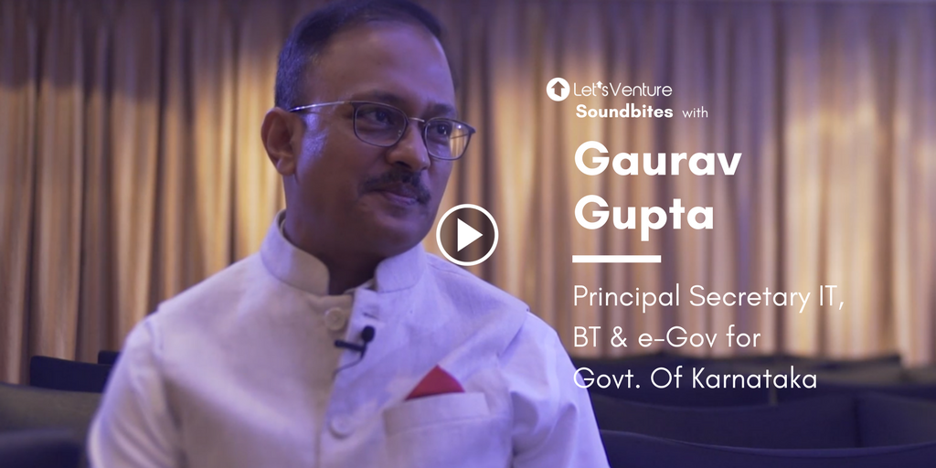 Gaurav Gupta Talks About the importance of Government Participation in the Ecosystem. @Gaurav_Gupta67 #startups #IAS  http:// ow.ly/jKGs30daMYy  &nbsp;  <br>http://pic.twitter.com/ZC0liSMq2a