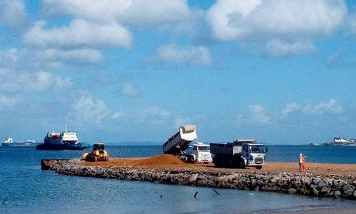 Obra de empresa citada por doleiro no porto de Salvador é barrada pelo TCU. https://t.co/iGSIXQ4D6A