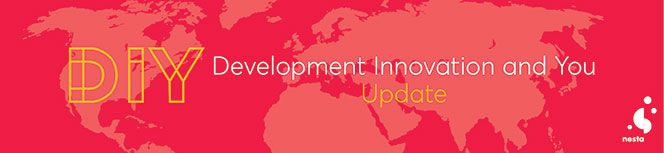 Our latest DIY &amp; @nesta_uk update is out! With news on our #globaldev #health, #skills &amp; #data work plus guest blogs  http:// buff.ly/2uPIbvg  &nbsp;  <br>http://pic.twitter.com/ENmk0t7xer