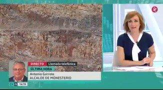 Primeras reacciones a la DIA favorable para la mina #Aguablanca de #Monesterio. Satisfacción en @ayto_monesterio y Comité de Empresa #EXN https://t.co/kvIs7FpX0m