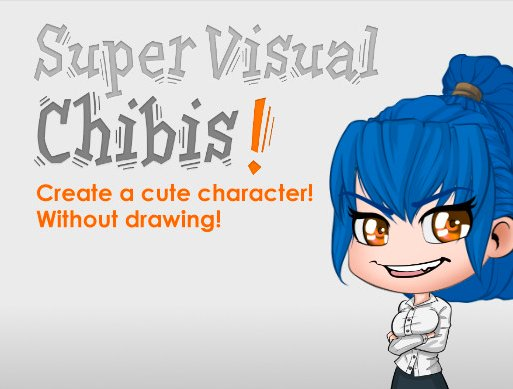 Super Visual Chibis! - Create a cute #character without #drawing  http:// bit.ly/2uPL3bK  &nbsp;   #characterdesign #texture #material #gamedev #2D<br>http://pic.twitter.com/uTReqpkGI7