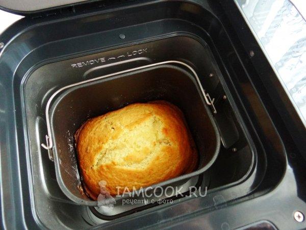Выпечка в хлебопечке редмонд рецепты с фото
