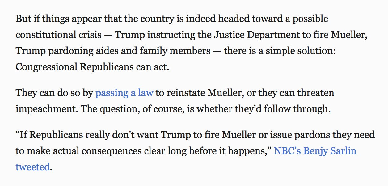 Will Republicans draw a red line on Trump's powers, @NBCFirstRead asks https://t.co/9slubtZMSL https://t.co/7MXvsIsleS
