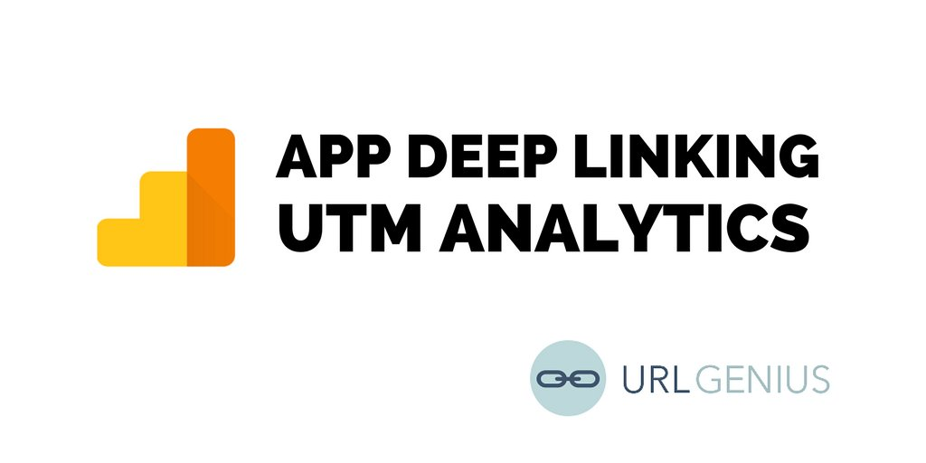Link to your mobile app and append UTM parameters for Google Analytics  https:// app.urlgeni.us/blog/deep-link ing-attribution &nbsp; …  #aso #attribution #deeplinking #ecommerce<br>http://pic.twitter.com/r6EXnuSQ7t