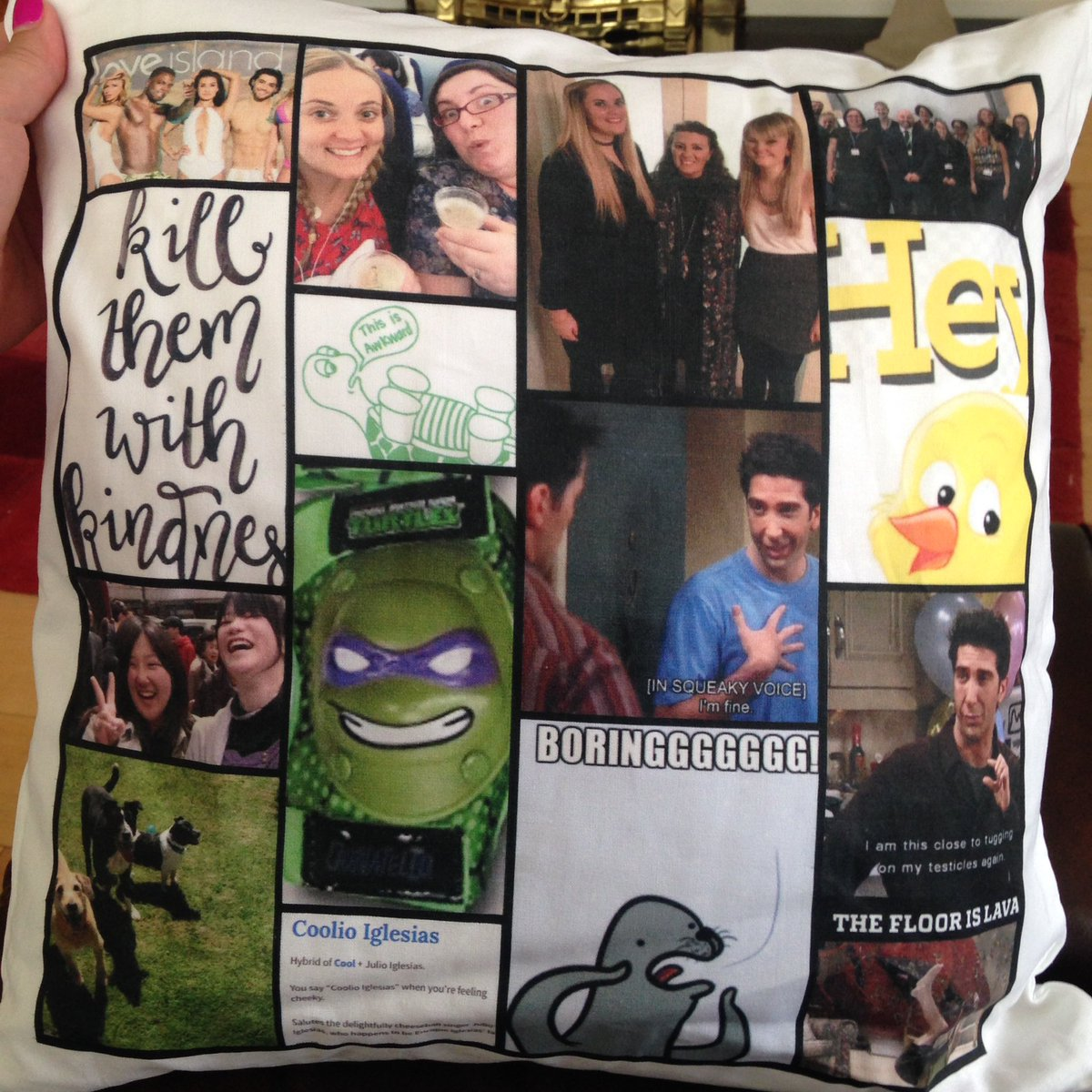 My time @WRMathsHub summed up into one FABULOUS cushion! #missyoualready <br>http://pic.twitter.com/Gm0Op7ob9F