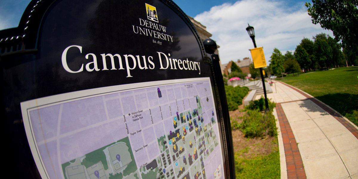 Depauw Admission On Twitter Visiting Campus For Indiana Private
