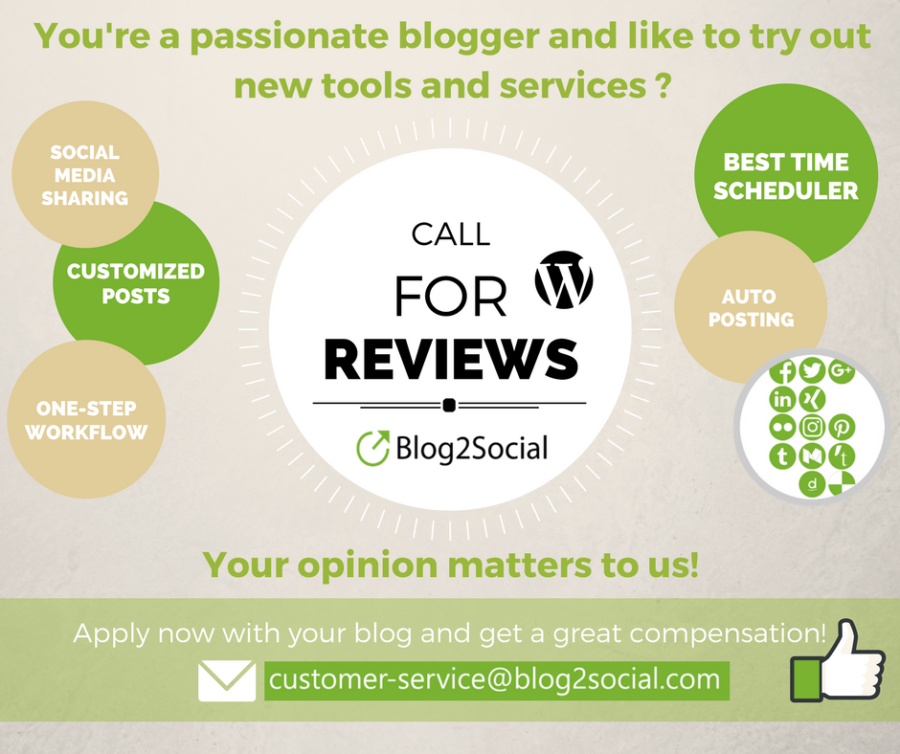 You are curious and love to try new #Tools and #Plugins? You have a #WordPressBlog?  We are looking for YOU! #Revie  http://www. b2s.pm/QkWHEW  &nbsp;  <br>http://pic.twitter.com/hjKfVJDTDq