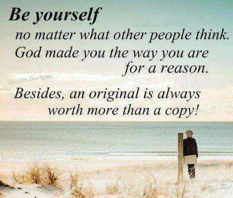 Be unique, be different, be yourself! #Believeinyourself  @ilovequotebooks <br>http://pic.twitter.com/NhD6EcjuCi