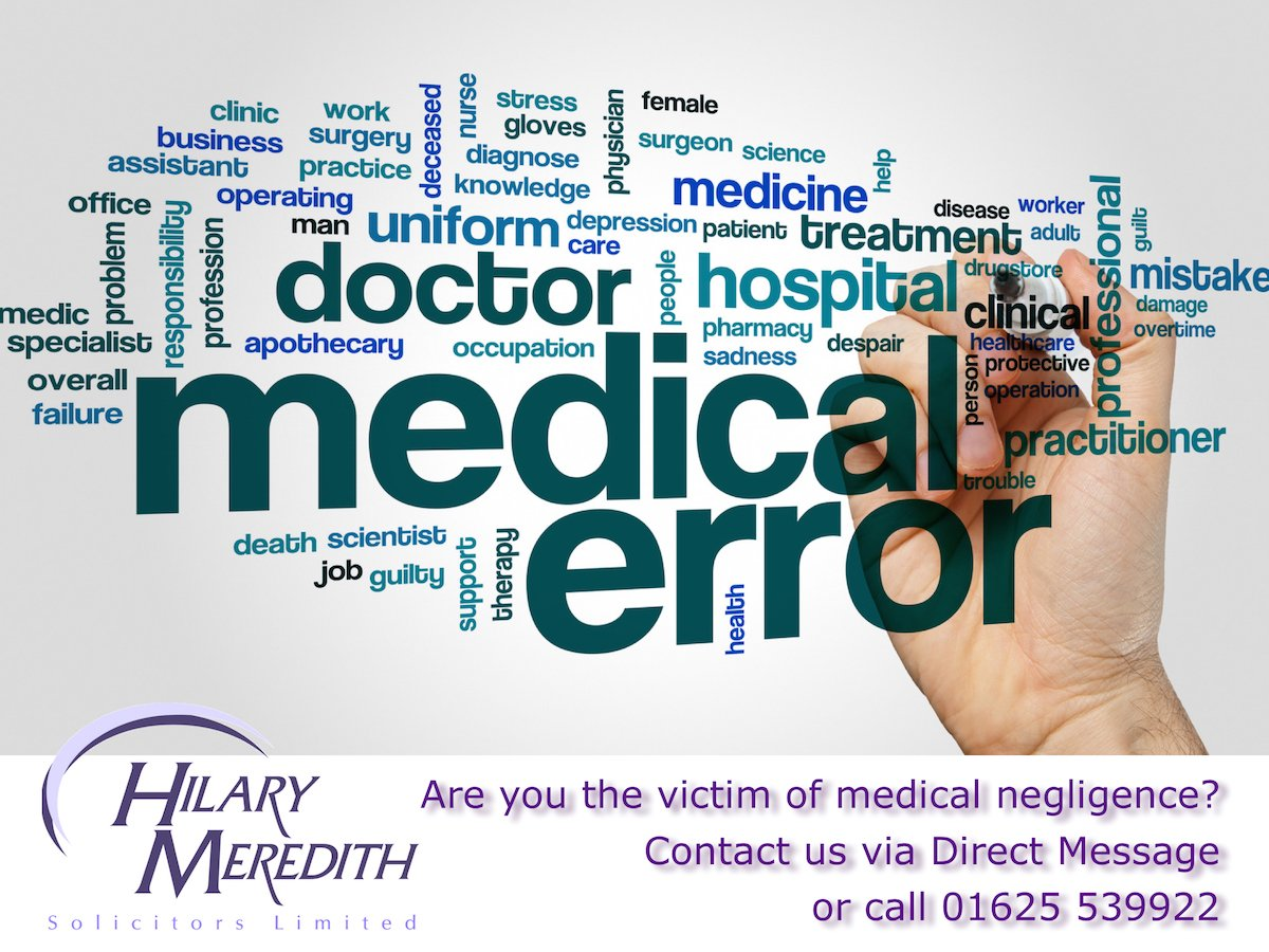 Have you been affected by a #medicalmistake or #clinicalnegligence? Speak to our team on 01625 539922 or visit:  https:// goo.gl/5SKD1h  &nbsp;  <br>http://pic.twitter.com/hNInRcIMgc