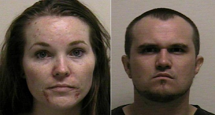 Parents arrested for allegedly giving drugs to newborn daughter https://t.co/Pprpjf0xY5