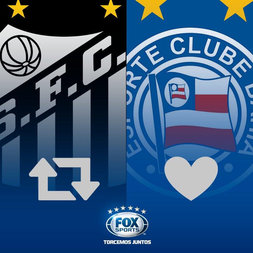 VAI PEGAR 🔥! O Santos recebe o Bahia, no Pacaembu, pelo Brasileirão. O Peixe se consolida no G4 ou o Tricolor leva os pontos pra Salvador?