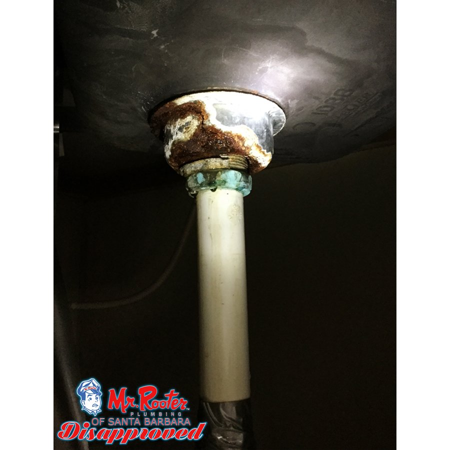 Before After A Mr Rooter Visit It Is Now Roooter Plumbing Roved Santabarbara Mrrooterroved Goleta Montecito Carpinteriapic Twitter